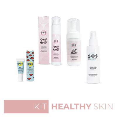 Il kit SOS Beauty che purifica e idrata la pelle