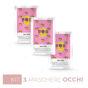 3 patches occhi by SOS Beauty