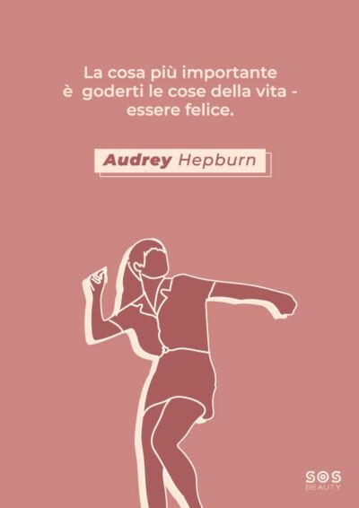 Audrey Hepburn - illustrazione