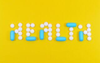 pillole - integratori - salute